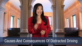 Video Causes And Consequences Of Distracted Driving