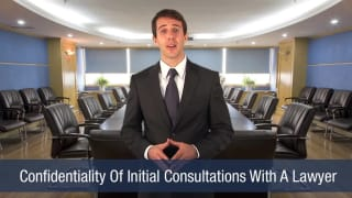 Video Confidentiality Of Initial Consultations With A Lawyer