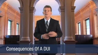 Video Consequences Of A DUI