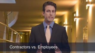 Video Contractors vs Employees