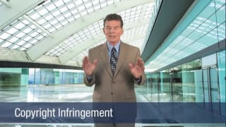 Video Copyright Infringement