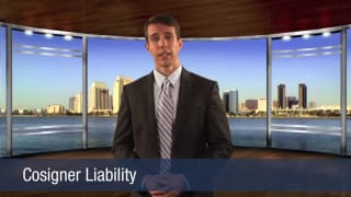 Video Cosigner Liability