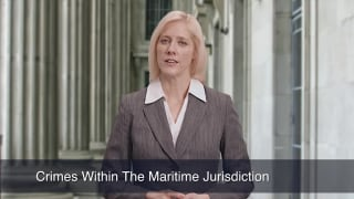Video Crimes Within The Maritime Jurisdiction