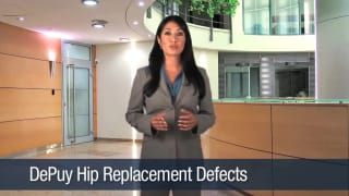 Video DePuy Hip Replacement Defects