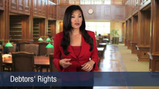 Video Debtors' Rights