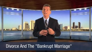Video Divorce And The Bankrupt Marriage