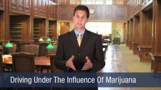 Video Driving Under The Influence Of Marijuana