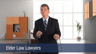 Video Elder Law Lawyers