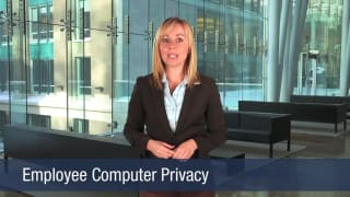 Video Employee Computer Privacy