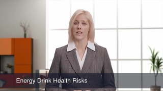 Video Energy Drink Health Risks