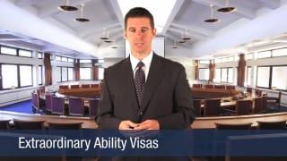 Video Extraordinary Ability Visas