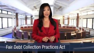 Video Fair Debt Collection Practices Act