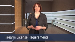 Video Firearm License Requirements