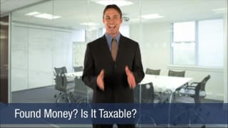 Video Found Money Is It Taxable