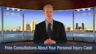 Video Free Consultations About Your Personal Injury Case