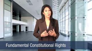 Video Fundamental Constitutional Rights