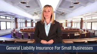 Video General Liability Insurance For Small Businesses