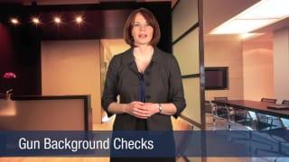 Video Gun Background Checks