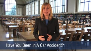 Video Have You Been In A Car Accident