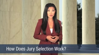 Video How Does Jury Selection Work