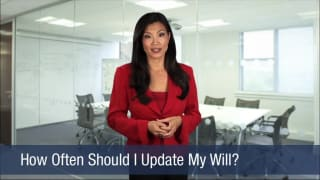 Video How Often Should I Update My Will