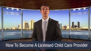 Video How To Become a Licensed Child Care Provider