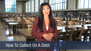 Video How To Collect On A Debt