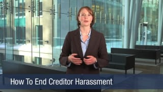 Video How To End Creditor Harassment