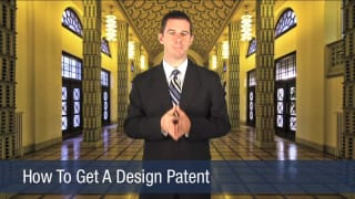 Video How To Get A Design Patent