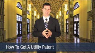 Video How To Get A Utility Patent