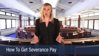 Video How To Get Severance Pay