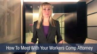 Video How To Meet With Your Workers Comp Attorney