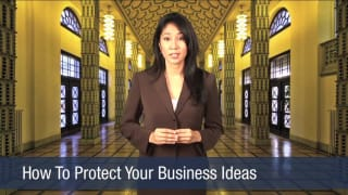 Video How To Protect Your Business Ideas