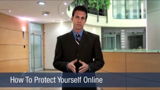 Video How To Protect Yourself Online