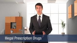 Video Illegal Prescription Drugs