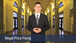 Video Illegal Price Fixing