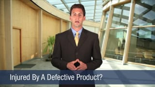 Video Injured By A Defective Product