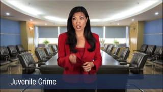 Video Juvenile Crime