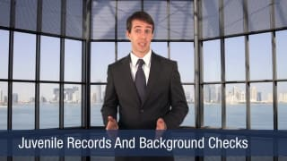 Video Juvenile Records And Background Checks
