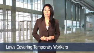 Video Laws Covering Temporary Workers