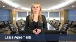 Video Lease Agreements