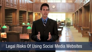 Video Legal Risks Of Using Social Media Websites