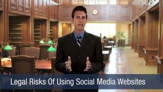 Video Legal Risks Of Using Social Media Websites