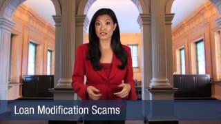 Video Loan Modification Scams