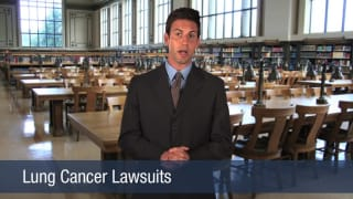 Video Lung Cancer Lawsuits