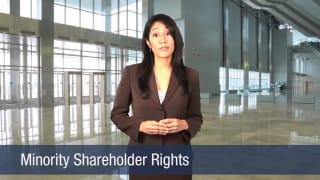 Video Minority Shareholder Rights