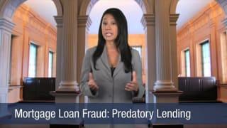 Video Mortgage Loan Fraud Predatory Lending