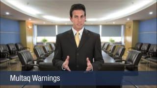 Video Multaq Warnings