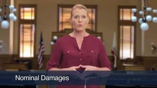 Video Nominal Damages