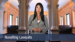 Video NuvaRing Lawsuits